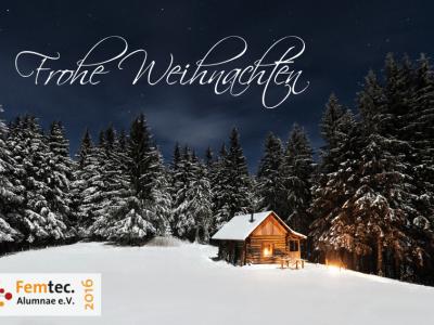 24. Dezember – Weihnachtliche Grüße