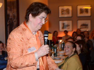 17. Dezember – LIVE 2017 Impulsreden III: Dr. Lore Maria Peschel-Gutzeit