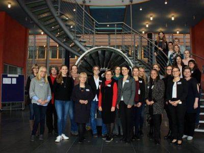 Kick-Off des Mentoring-Programms 2018 in Kooperation mit der Zonta