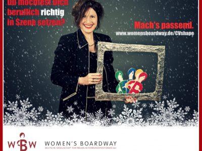22. Dezember – Women's Boardway X-Mas Quiz
