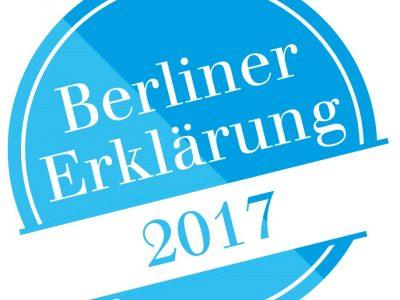 Femtec.Alumnae e.V. tritt Berliner Erklärung bei