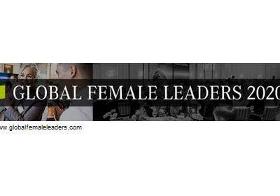 Global Female Leaders – wir kooperieren auch wieder in 2020