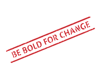 13. Dezember – Be bold for change