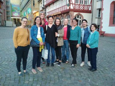 09. Dezember – Frauenpower im Rhein-Main-Neckar-Gebiet